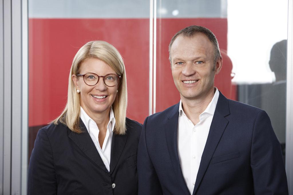 Claudia und Uwe Sturm